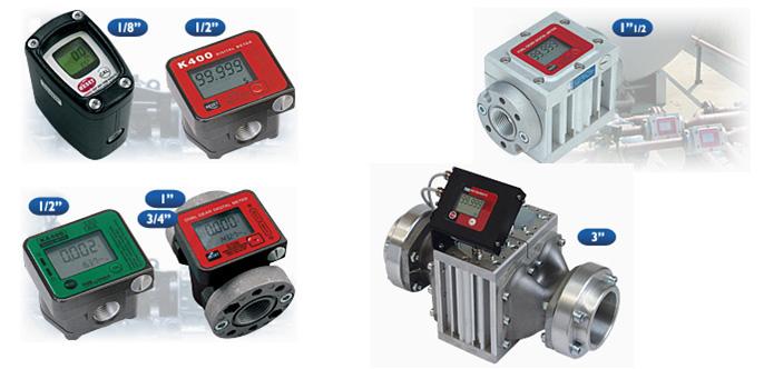 Contoare Electronice Piusi K200, K400, K600, K900