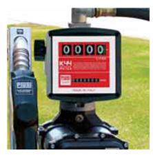contor mecanic carburant