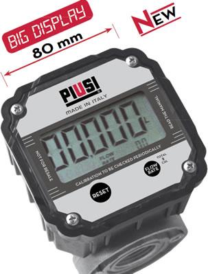 Contor electronic cu pinioane ovale  Piusi K600