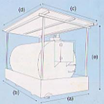 dimensiuni bazin suprateran combustibil