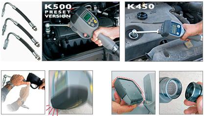 Dozator de ulei Piusi K450-K500