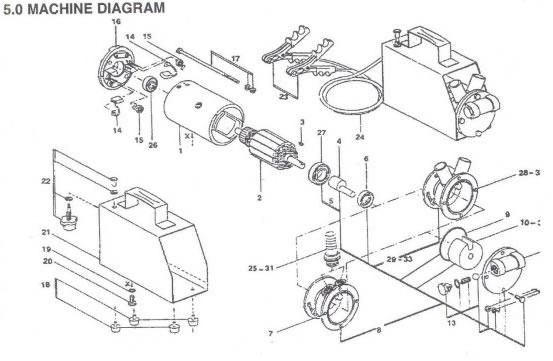 Kit transvazat ulei de vascozitate scazuta AdamPumps GTE 12V/24V