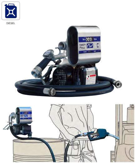 Pompa AdamPumps DRUM TECH /230V