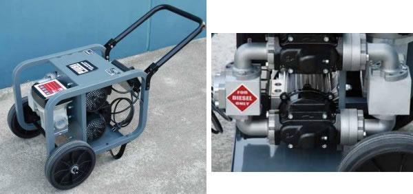 Pompa dubla transvazat motorina Piusi ST 200