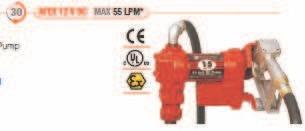 Pompe ATEX benzina model FR1205CE/12V
