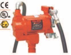 Pompe ATEX benzina model FR705VE/230V