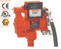 Pompa benzina ATEX model FR705VE/230V