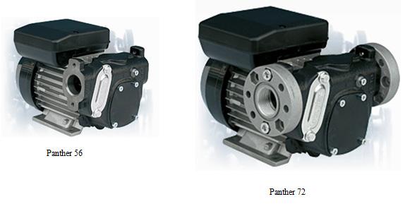 Pompe motorina 230V/400V Piusi PANTHER