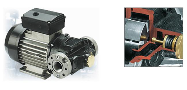 Pompe motorina debit marit 230V/400V Piusi E80-E120